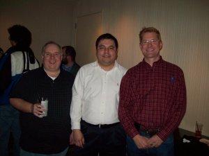 Robert, Fernando and Talbott